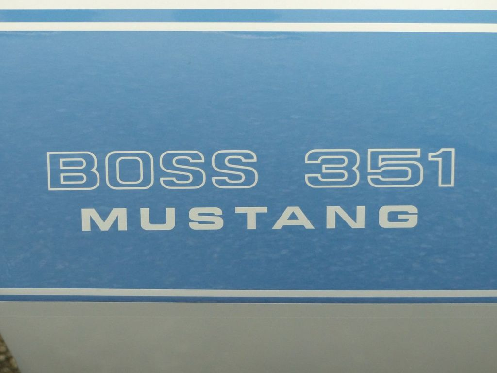 1971 Ford Mustang Boss 351  - 18908493 - 99