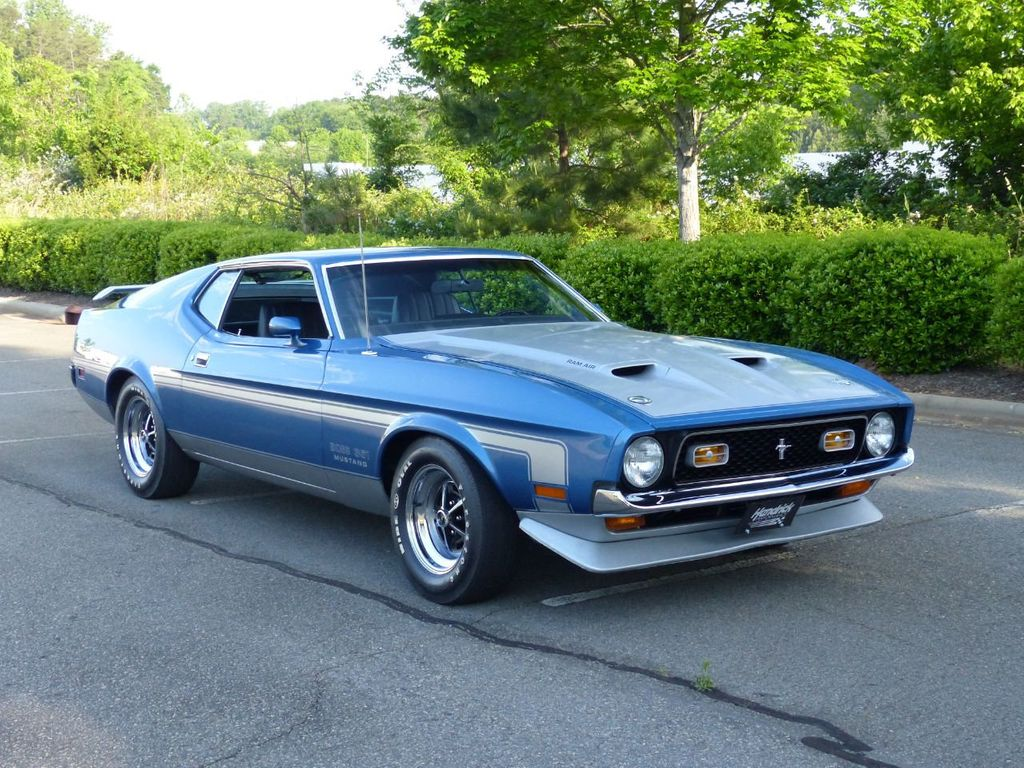 1971 Ford Mustang Boss 351  - 18908493 - 1