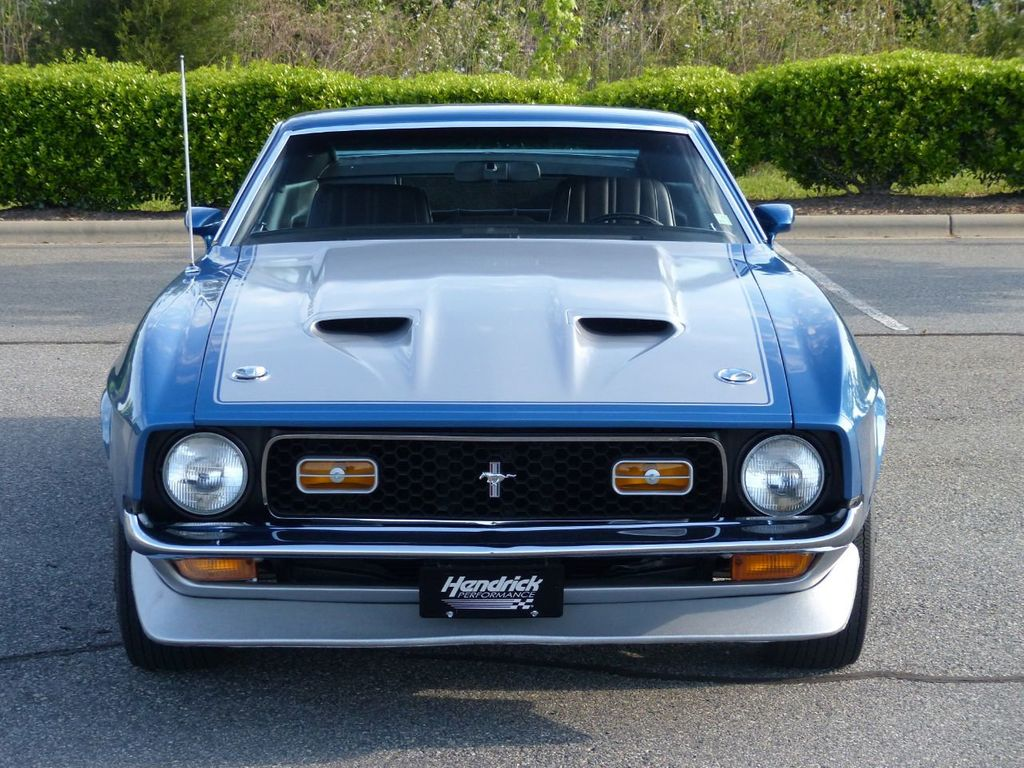 1971 Ford Mustang Boss 351  - 18908493 - 3