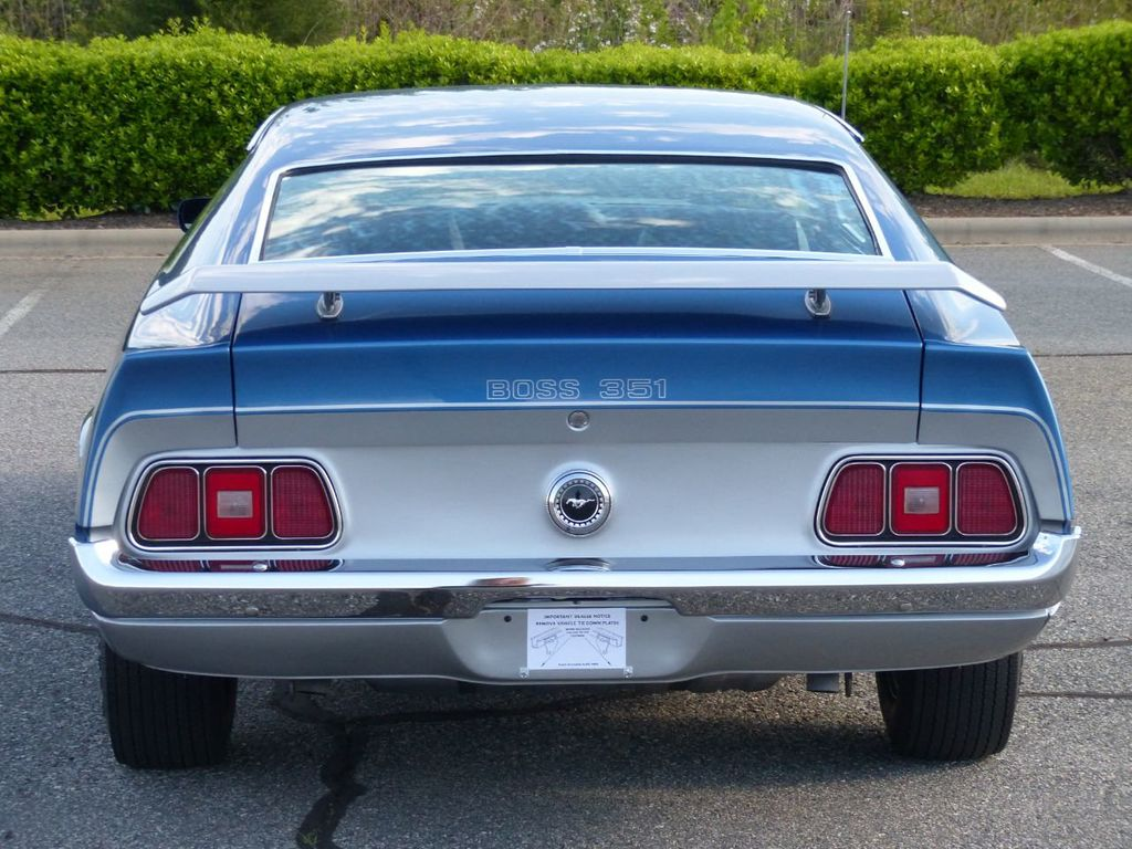 1971 Ford Mustang Boss 351  - 18908493 - 4