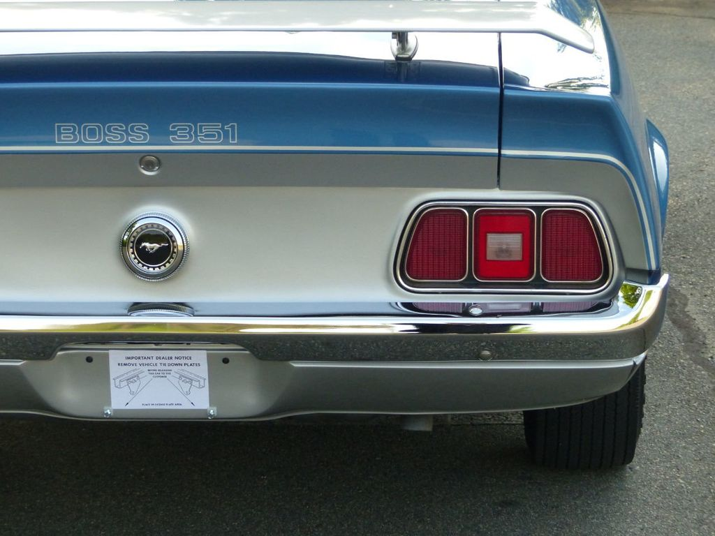 1971 Ford Mustang Boss 351  - 18908493 - 52