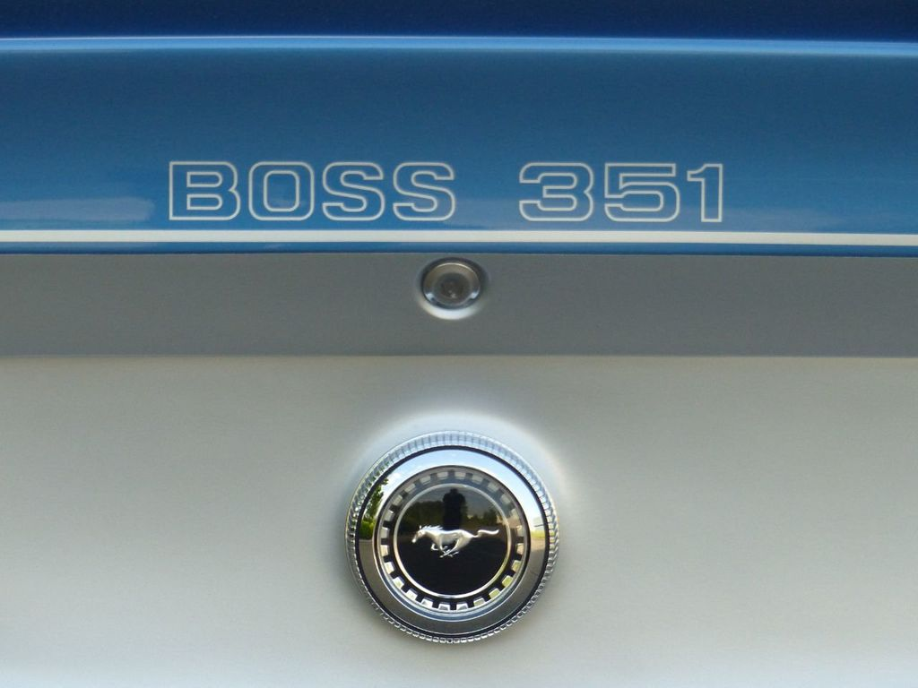 1971 Ford Mustang Boss 351  - 18908493 - 53