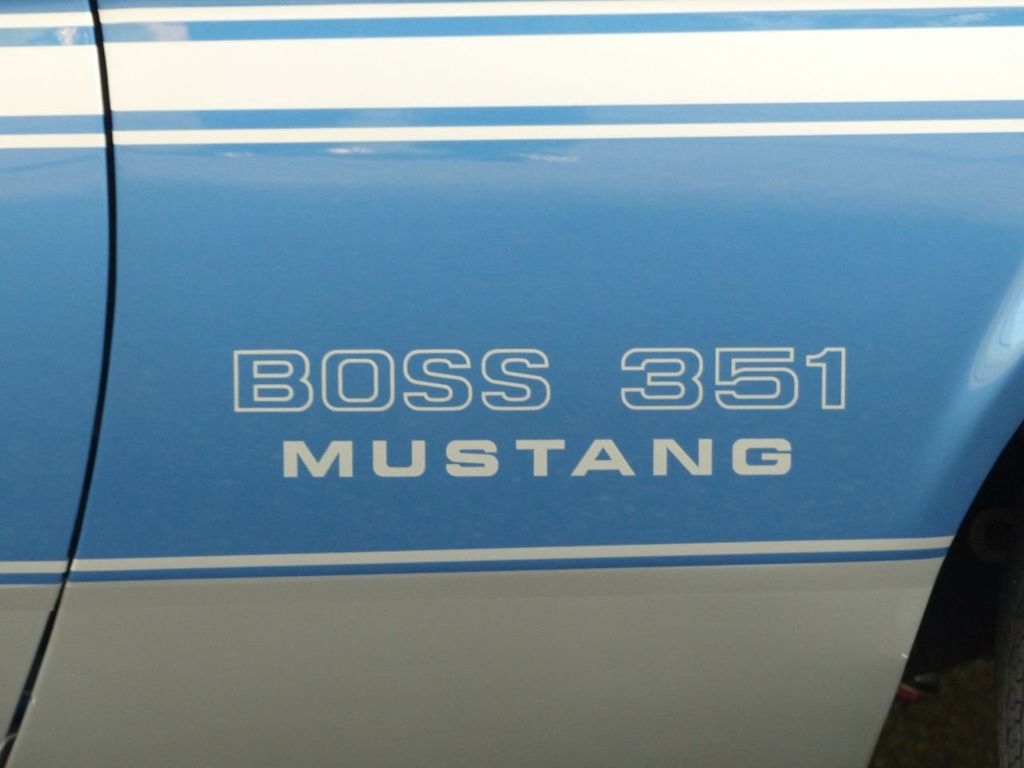 1971 Ford Mustang Boss 351  - 18908493 - 55