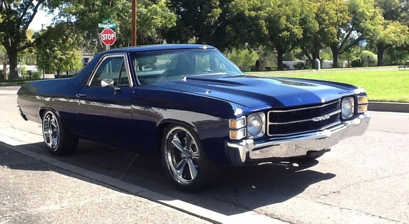1971 used gmc sprint like chevrolet el camino pickup for sale at webe autos serving long island, ny, iid 18271650  used auto parts search in utah all