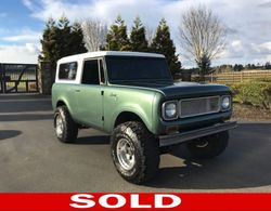 1971 International Scout 800 - 882827G423266