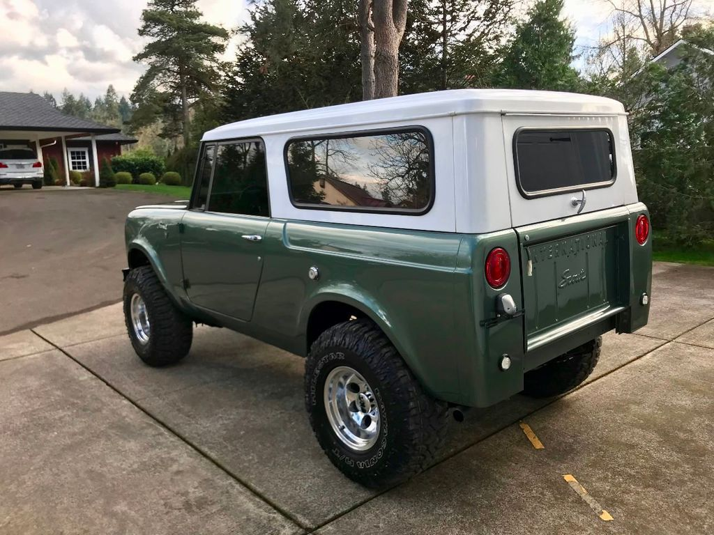 1971 Used International Scout 800 at HighLine Classics