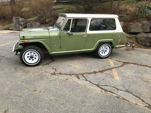 1971 Used Jeep Commander at DP9 Motorsports Serving Long Island, NY,  Commander Mobile Home on aspen mobile, eagle mobile, gone mobile, sonic mobile, nitro mobile, ice mobile, diamond mobile,
