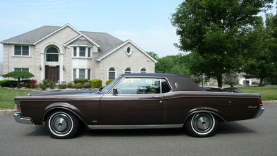 1971 Lincoln MKIII