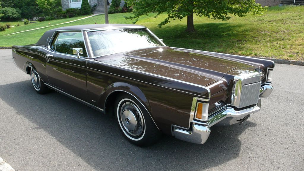 1971 Lincoln MKIII  - 15101716 - 1