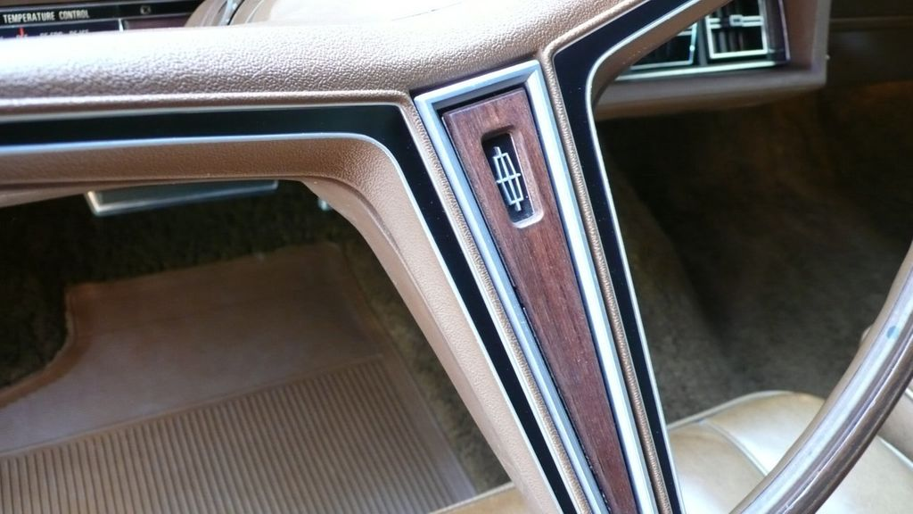 1971 Lincoln MKIII  - 15101716 - 21