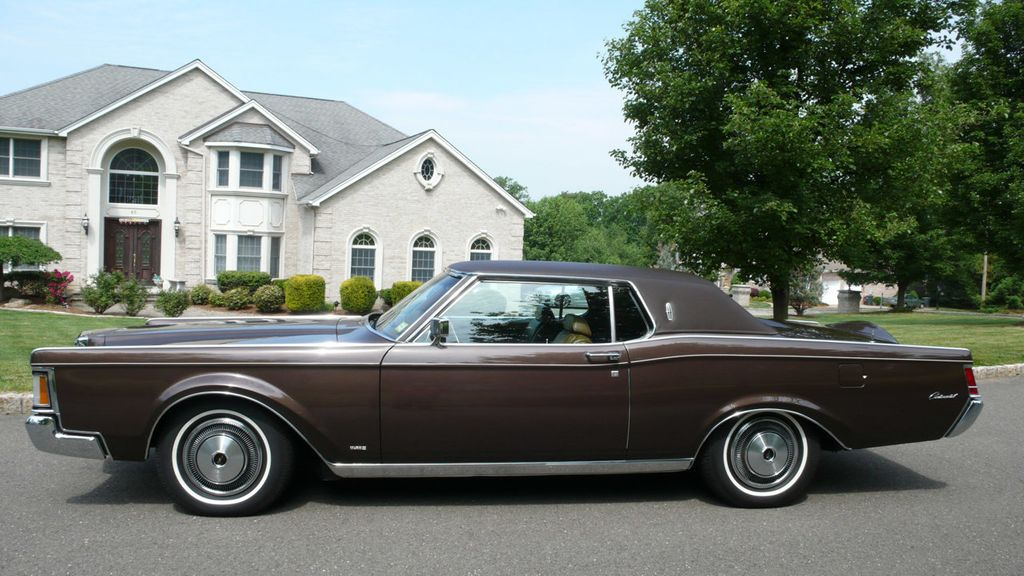 1971 Lincoln MKIII  - 15101716 - 2