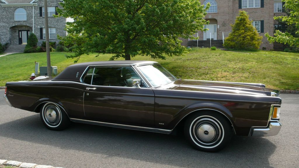 1971 Lincoln MKIII  - 15101716 - 3