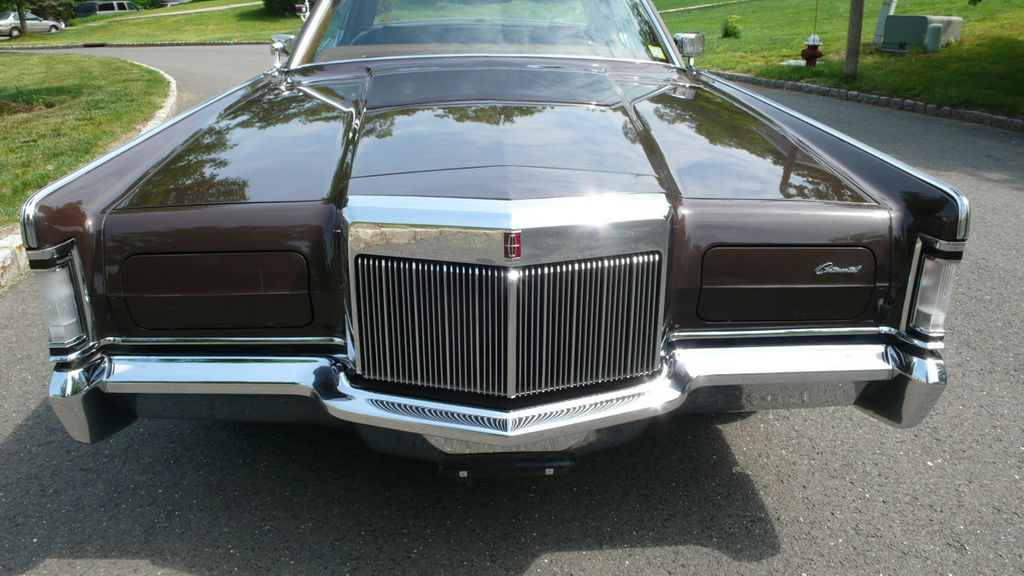 1971 Lincoln MKIII  - 15101716 - 41