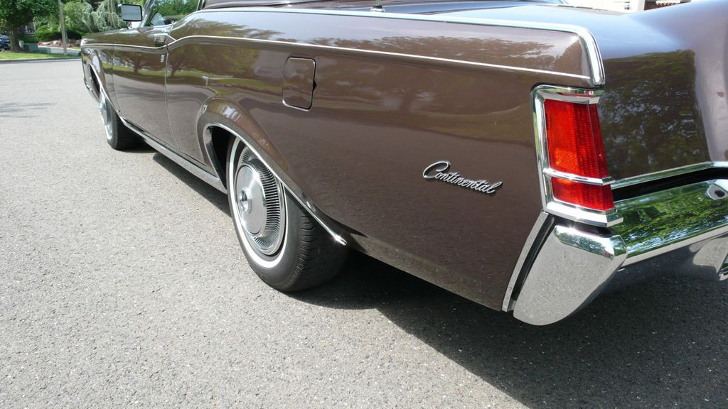 1971 Lincoln MKIII  - 15101716 - 62