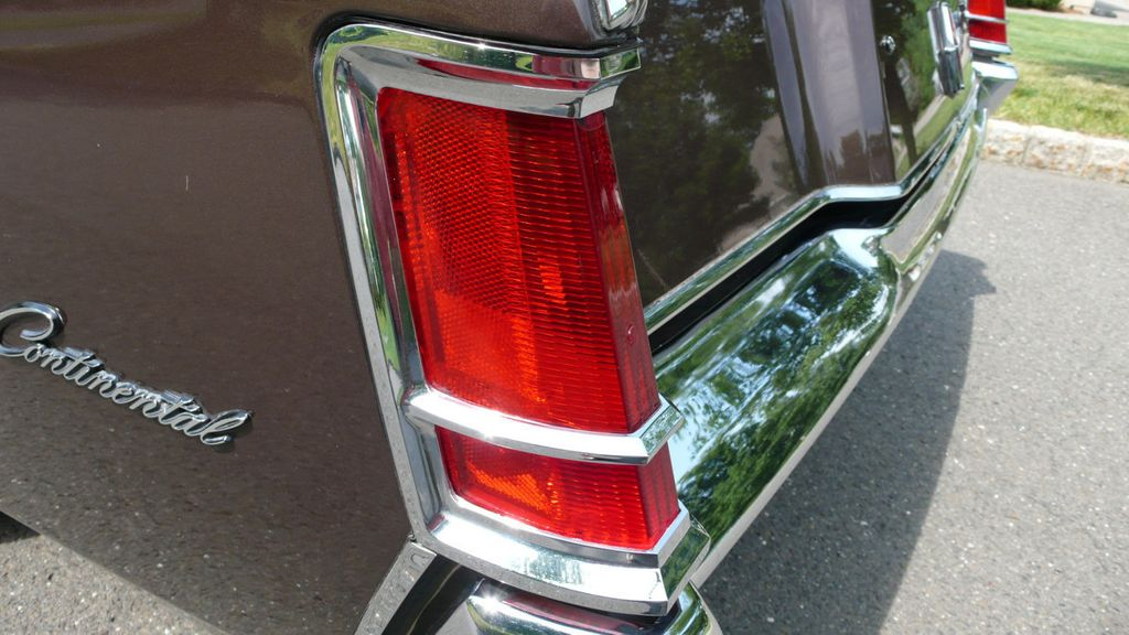 1971 Lincoln MKIII  - 15101716 - 64