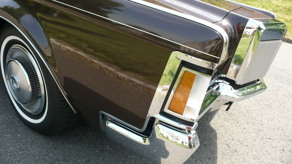 1971 Lincoln MKIII  - 15101716 - 91