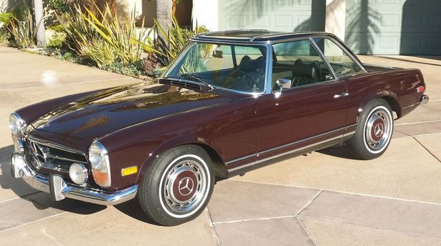 1971 Mercedes-Benz 280 SL  - 14505222 - 1