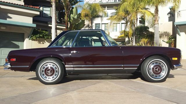 1971 Mercedes-Benz 280 SL  - 14505222 - 20