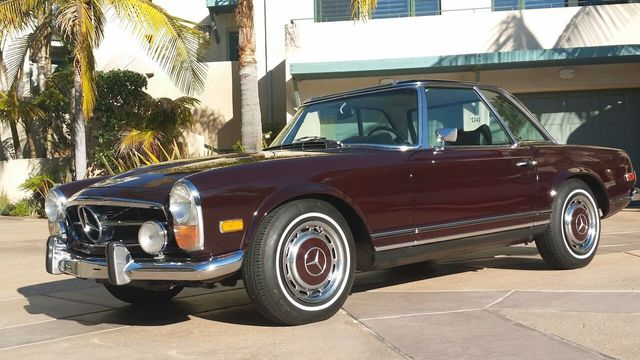 1971 Mercedes-Benz 280 SL  - 14505222 - 37