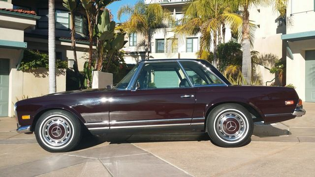 1971 Mercedes-Benz 280 SL  - 14505222 - 42