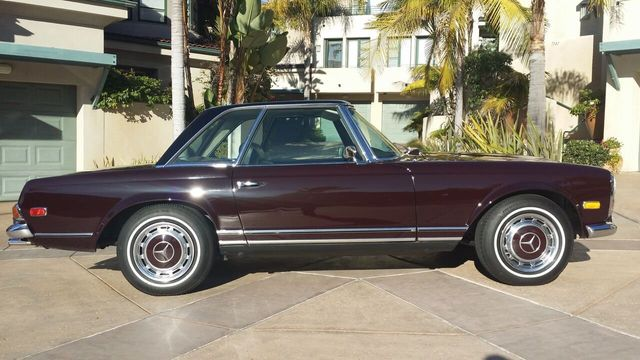 1971 Mercedes-Benz 280 SL  - 14505222 - 43