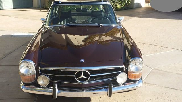 1971 Mercedes-Benz 280 SL  - 14505222 - 46