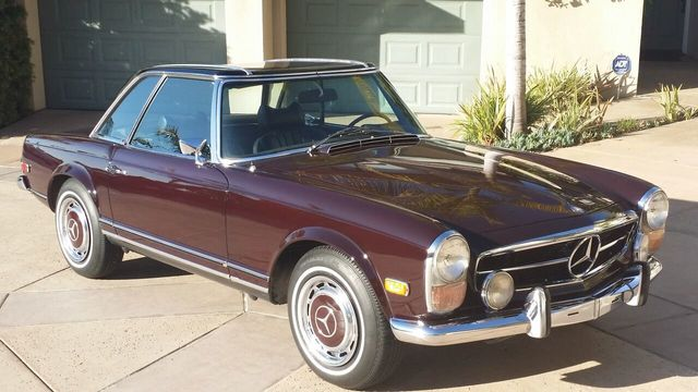 1971 Mercedes-Benz 280 SL  - 14505222 - 49