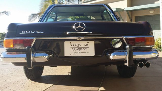 1971 Mercedes-Benz 280 SL  - 14505222 - 51