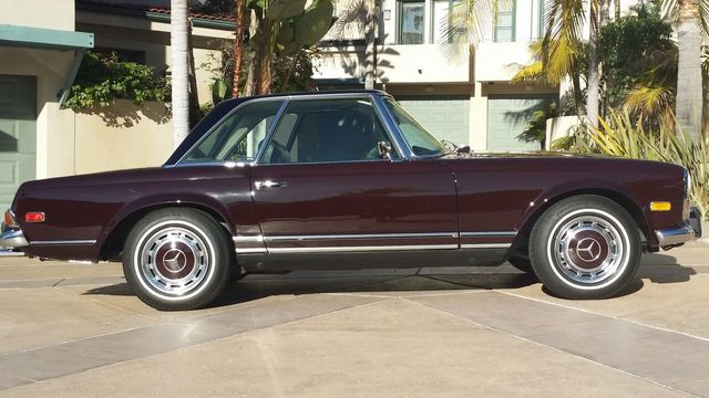 1971 Mercedes-Benz 280 SL  - 14505222 - 56
