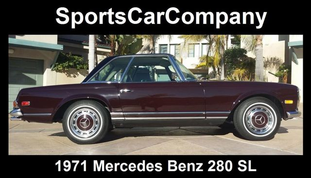 1971 Mercedes-Benz 280 SL  - 14505222 - 5