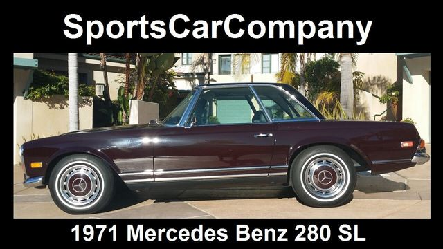 1971 Mercedes-Benz 280 SL  - 14505222 - 69