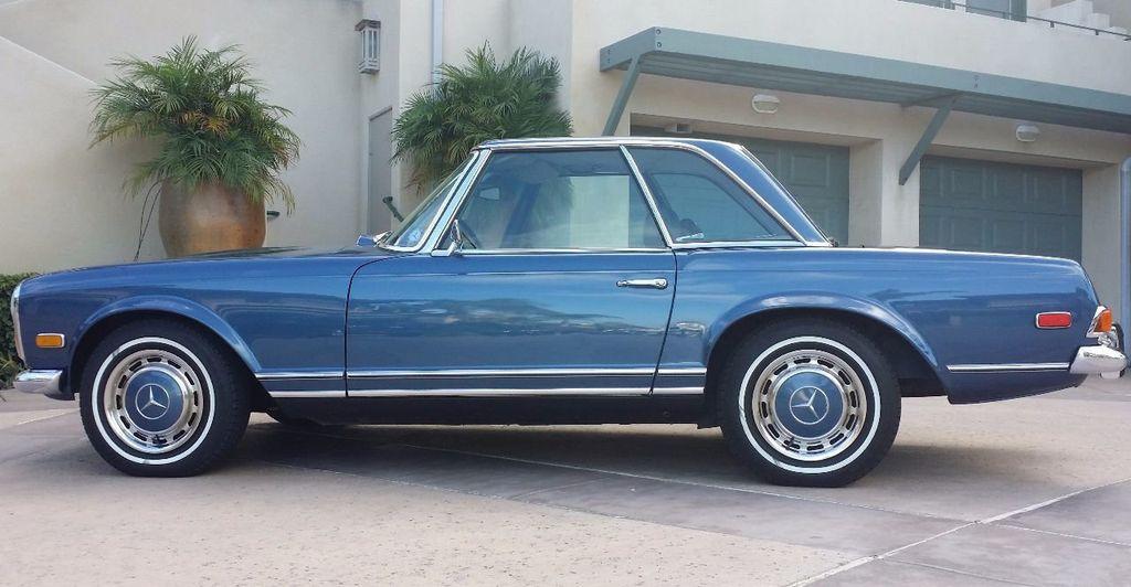 1971 Mercedes-Benz 280 SL  - 15561758 - 17