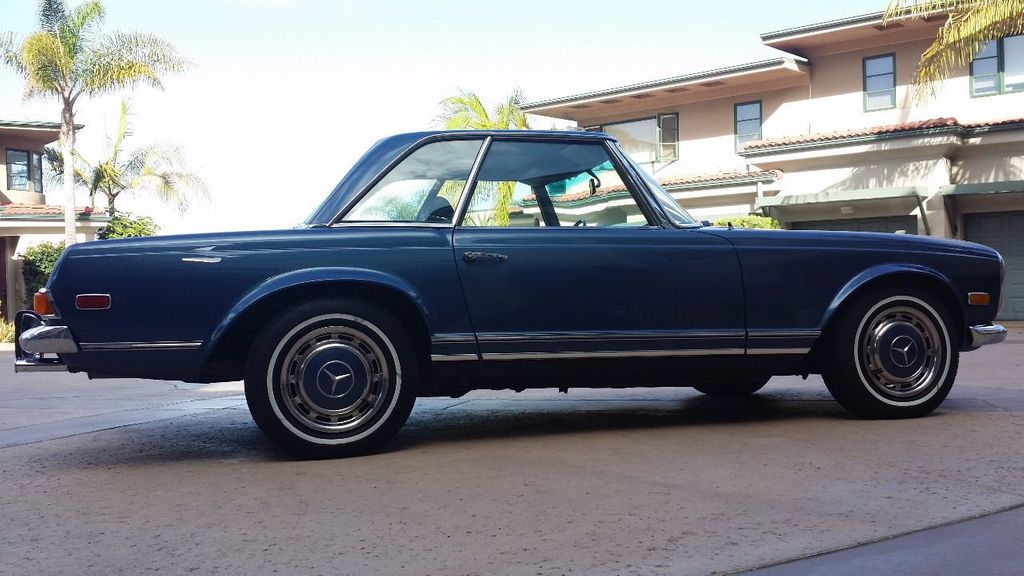 1971 Mercedes-Benz 280 SL  - 15561758 - 18