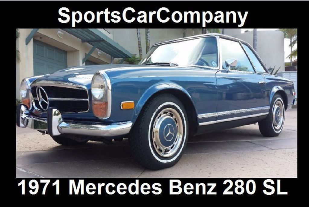 1971 Mercedes-Benz 280 SL  - 15561758 - 1