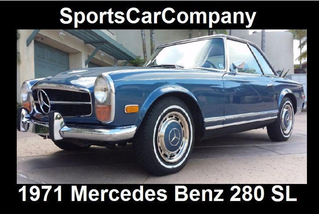 1971 Mercedes-Benz 280 SL  - 15561758 - 1