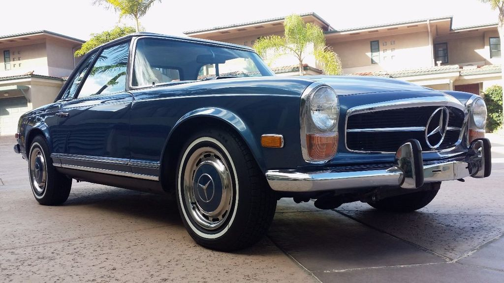 1971 Mercedes-Benz 280 SL  - 15561758 - 22