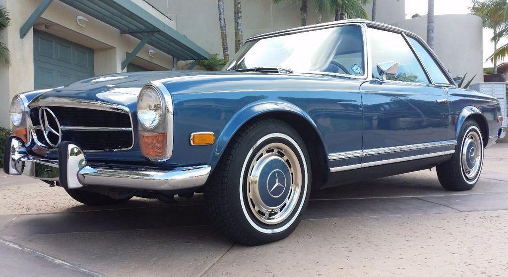 1971 Mercedes-Benz 280 SL  - 15561758 - 3