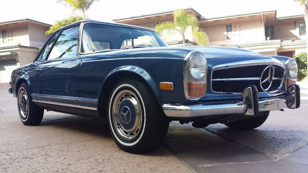 1971 Mercedes-Benz 280 SL  - 15561758 - 4
