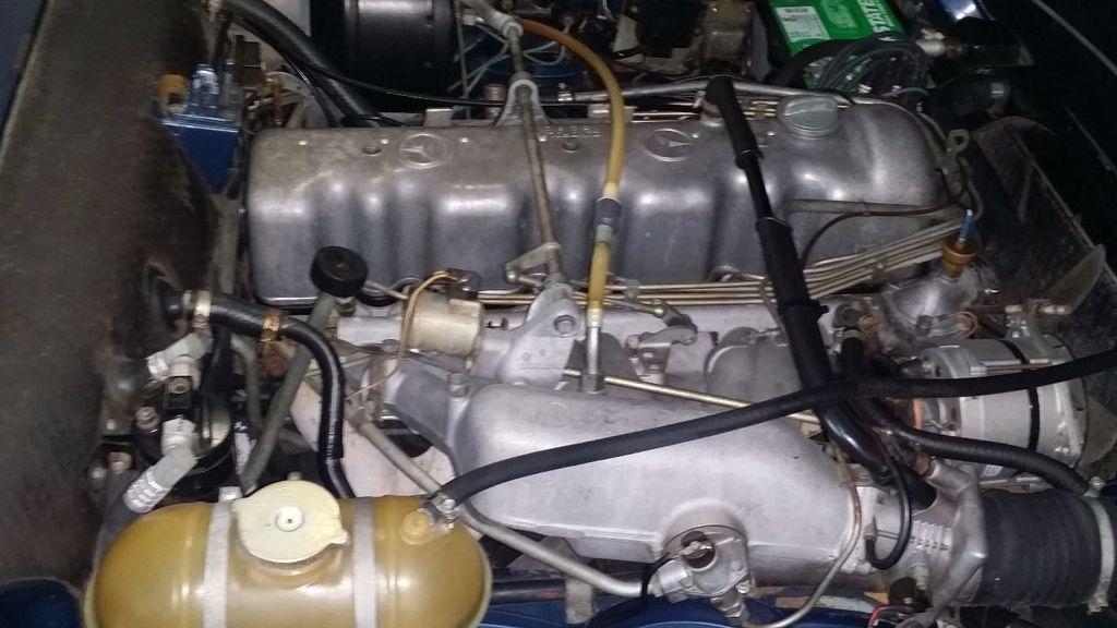 1971 Mercedes-Benz 280 SL  - 15561758 - 52