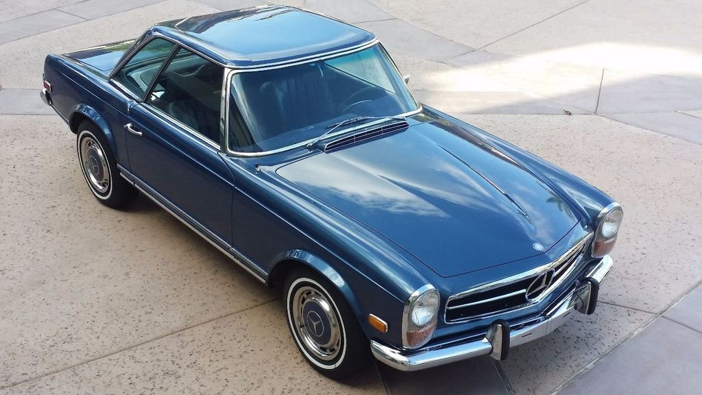 1971 Mercedes-Benz 280 SL  - 15561758 - 60
