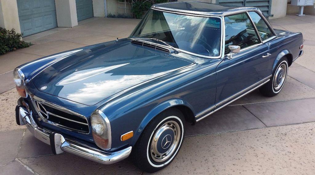 1971 Mercedes-Benz 280 SL  - 15561758 - 61