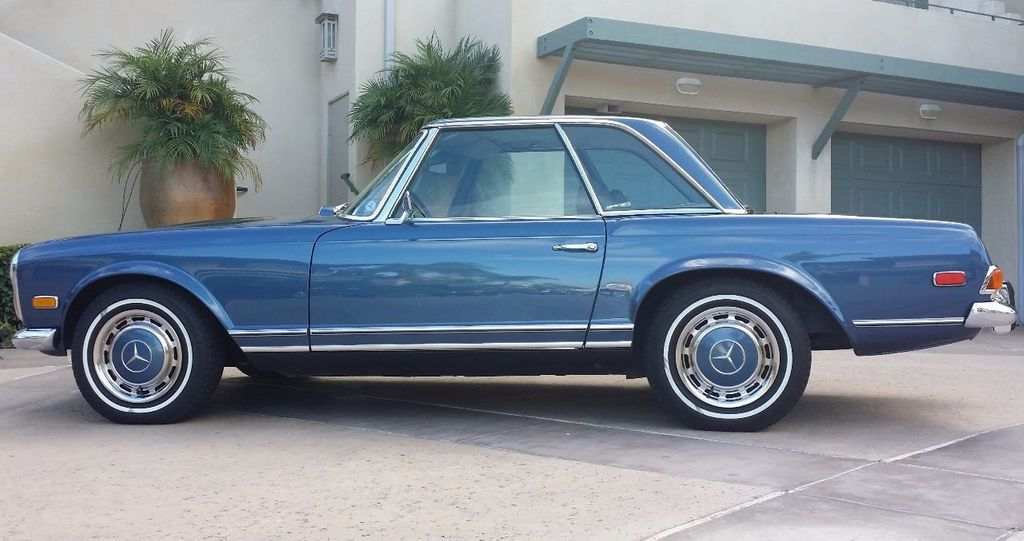 1971 Mercedes-Benz 280 SL  - 15561758 - 67