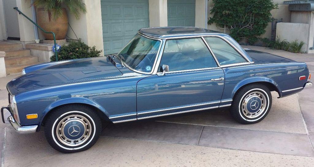 1971 Mercedes-Benz 280 SL  - 15561758 - 6