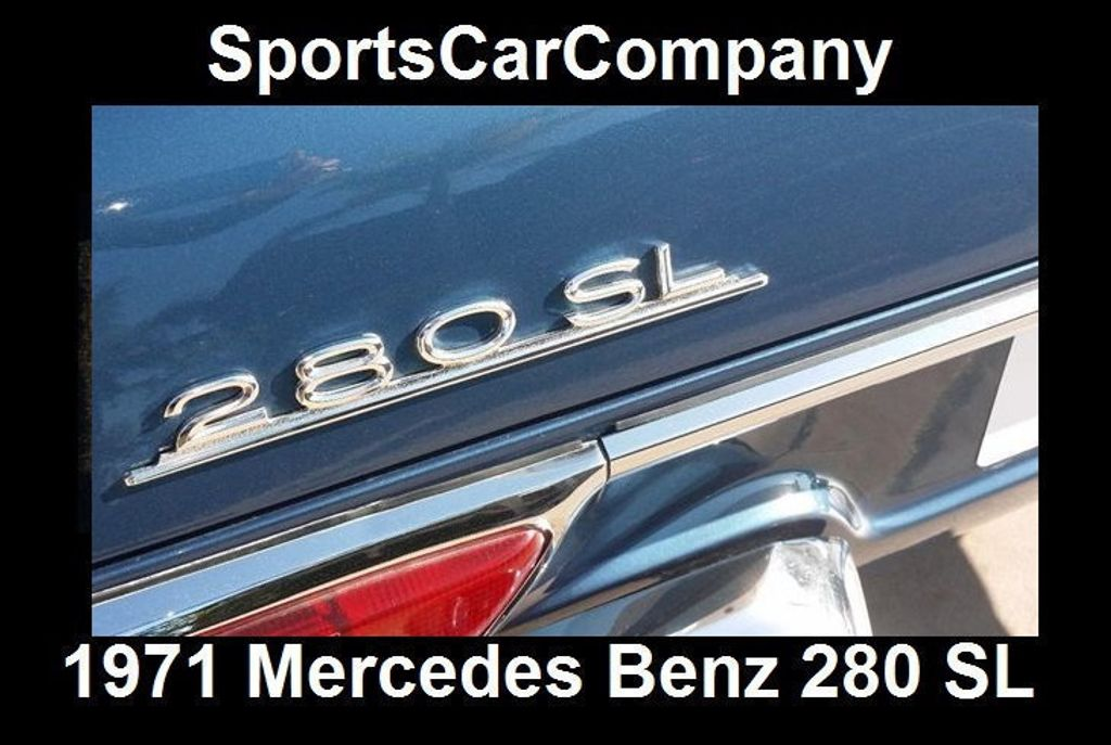 1971 Mercedes-Benz 280 SL  - 15561758 - 70