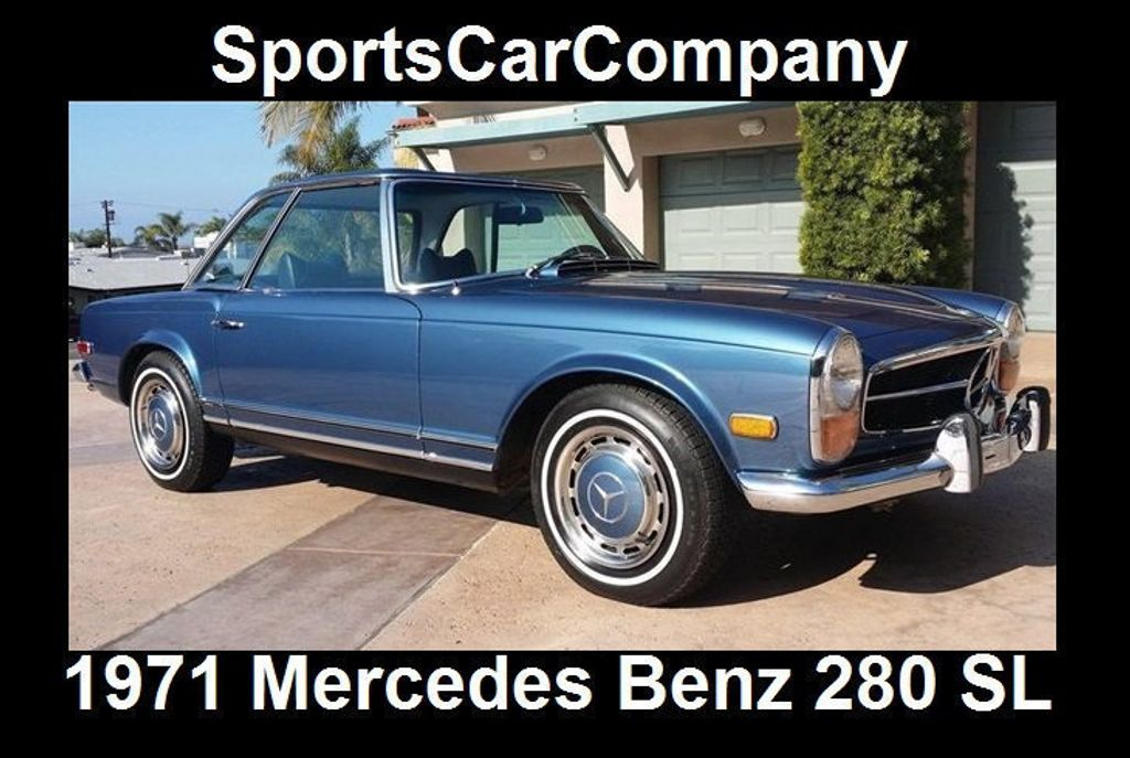 1971 Mercedes-Benz 280 SL  - 15561758 - 71