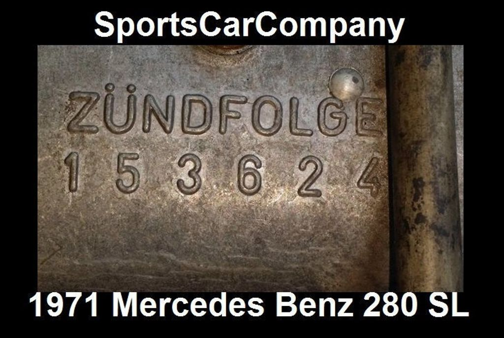 1971 Mercedes-Benz 280 SL  - 15561758 - 74