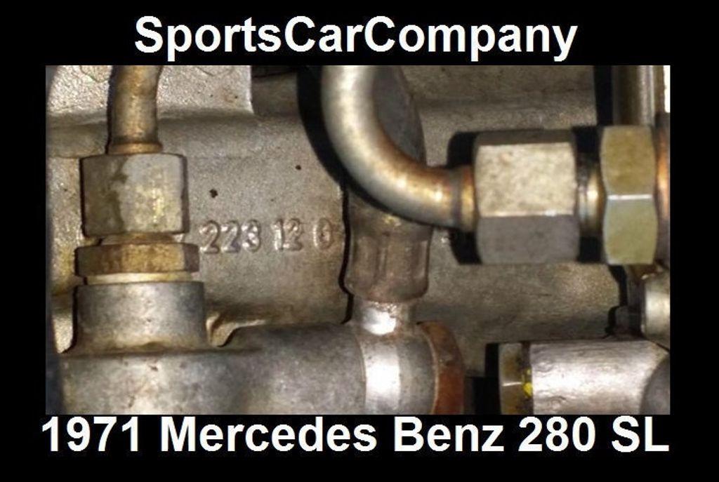 1971 Mercedes-Benz 280 SL  - 15561758 - 76