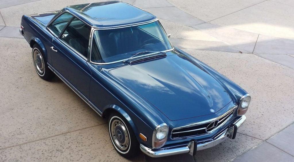 1971 Mercedes-Benz 280 SL  - 15561758 - 7
