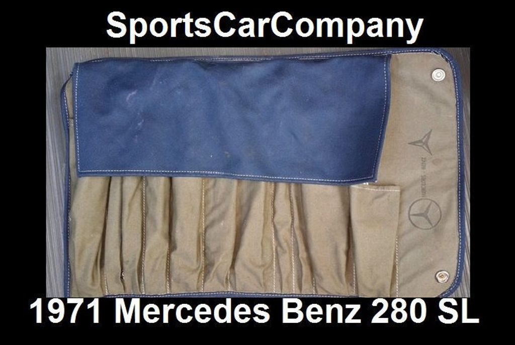 1971 Mercedes-Benz 280 SL  - 15561758 - 78