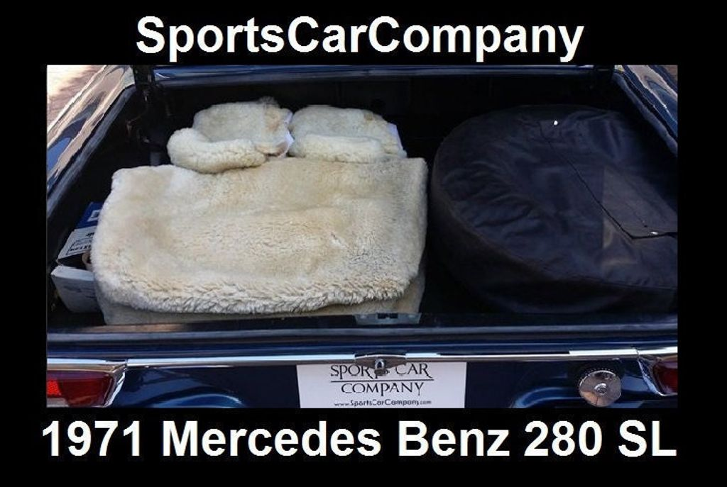 1971 Mercedes-Benz 280 SL  - 15561758 - 80